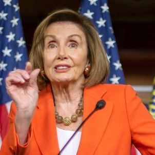Nancy Pelosi congres EUA - Efe