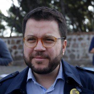 Pere Aragonès Montjuïc ACN