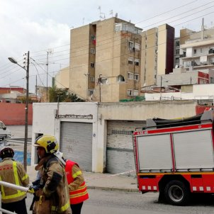 edifici esfondrat Badalona ACN