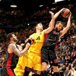claver sergio rodriguez barça basquet @FCB