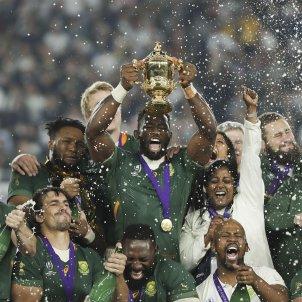 Sud àfrica celebració Mundial rugbi EFE