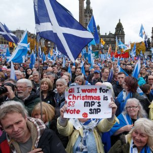 Inici campanya referèndum independència Escòcia EFE
