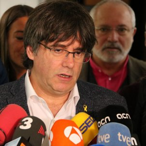 Carles Puigdemont Brussl·les 10 N ACN