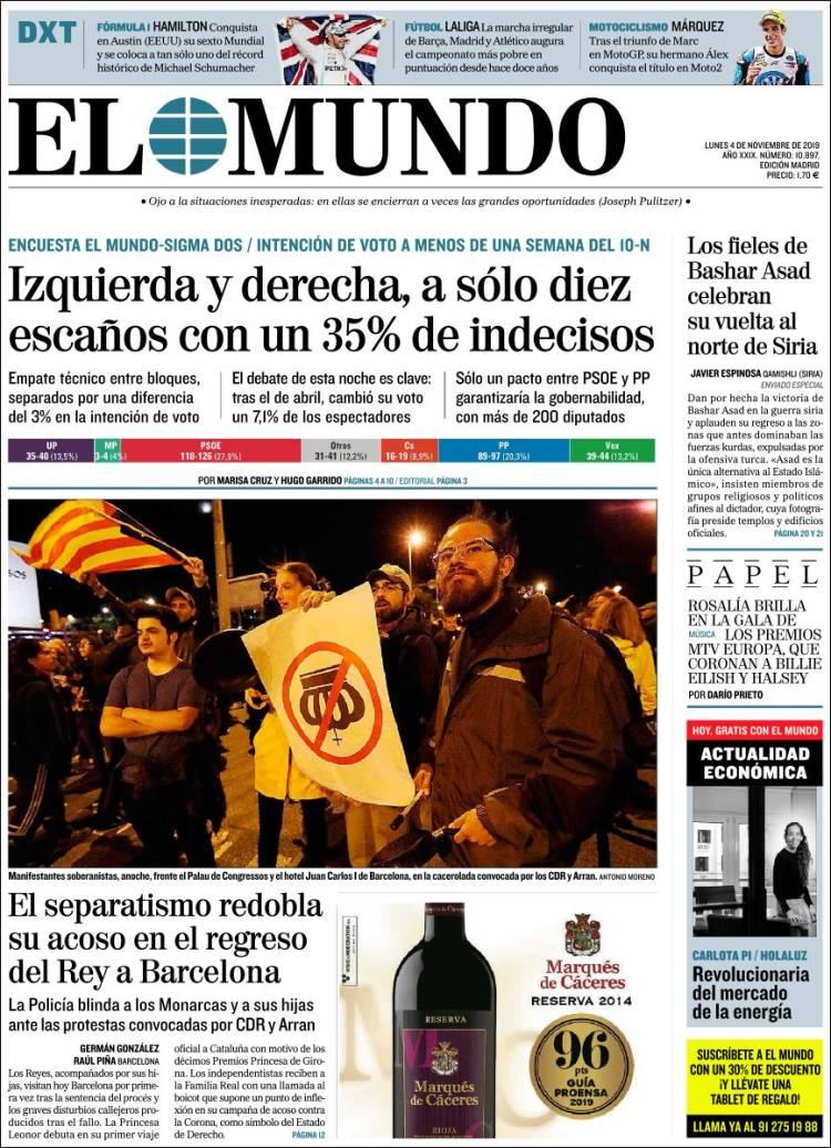 Cataluña: El separatismo redobla su acoso en el regreso del