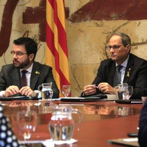 Quim Torra i Pere Aragonès ACN