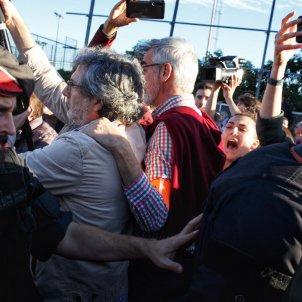 ELNACIONAL manifestacio visita rei felip vi diagonal - sergi alcazar