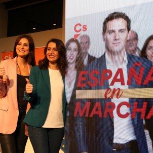 Lorena Roldán Inés Arrimadas Ciutadans - EFE