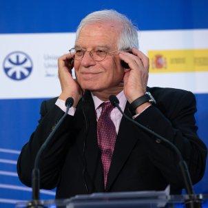 Josep Borrell exteriors Europa Press