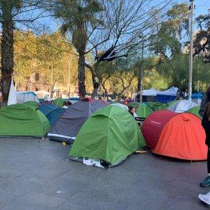Acampada plaça Universitat 2   Marta Lasalas