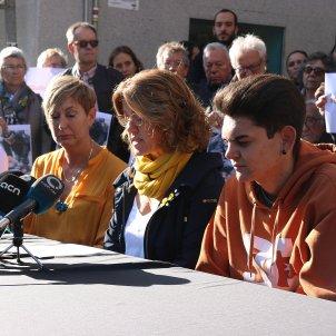 familiars Guillem detinguts aldarulls Via Laietana ACN