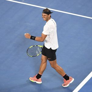 Rafa Nadal tennis Obert Austràlia Efe