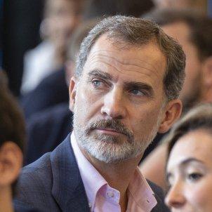 Visita Reis Fundacio Princesa de Girona FPdGi Felip VI - Sergi Alcàzar