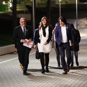 ELNACIONAL Laura Borras JxCat debat tv3 - Sergi Alcàzar