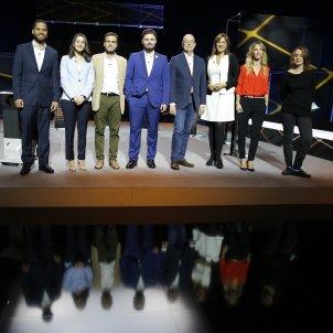 Debat candidats eleccions 10-N - Sergi Alcàzar