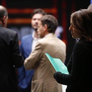 Debat candidats eleccions 10-N Mireia Vehi Jaume Asens TV3 - Sergi Alcàzar