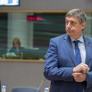 President Flandes Jan Jambon - Consell Europeu