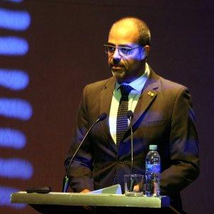 Miquel Buch jornades crim organitzat ACN
