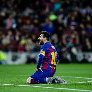 Leo Messi Barça EuropaPress
