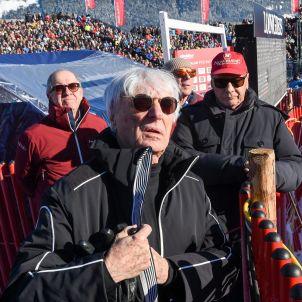 Bernie Ecclestone F1 Fórmula 1 Efe