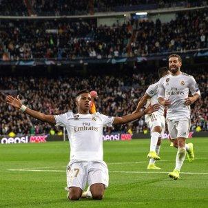 Rodrygo Carvajal Reial Madrid Galatasaray Champions EFE