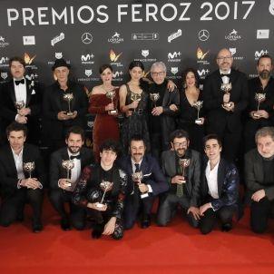 Premios FeroZ - efe