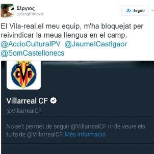 vilareal twitter