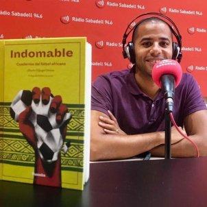 Alberto Edjogo Owono 'Indomable' Ràdio Sabadell