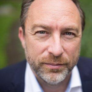 Jimmy Wales Viquipèdia Wikipedia (V. Grigas)