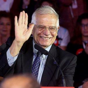 Josep Borrell míting EFE