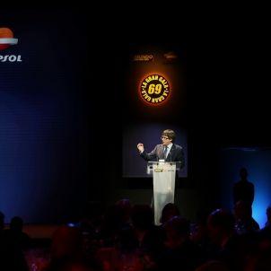 carles puigdemont gala mundo deportivo