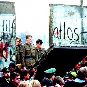 Caída muro de berlin Xizdos wikimedia