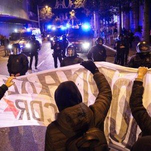 mossos manifestacio cdr jornada reflexio plaça catalunya - Sergi Alcazar