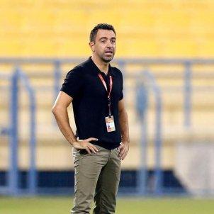 Xavi Hernández @AlsaddSC