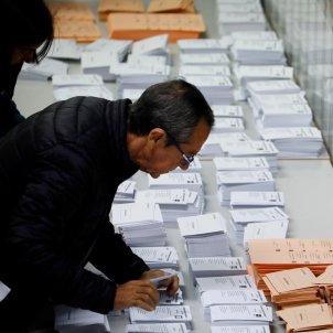 paperetes eleccions 10N EFE