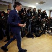 Sánchez vota eleccions 10 N EFE