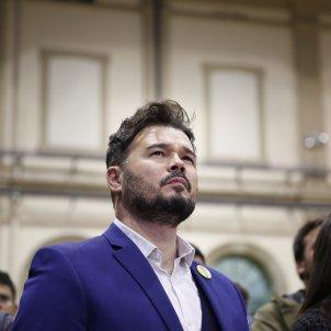 Nit electoral 10-N ERC Gabriel Rufian - Sergi Alcàzar