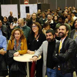 ELNACIONAL ERc seu elctoral Roger Torrent eleccions 10n - Sergi Alcàzar