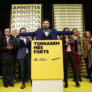 nit electoral 10-N ERC Rufian - Sergi Alcàzar