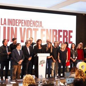 Junts per Catalunya Borras eleccions 10-N nit electoral Mireia Comas