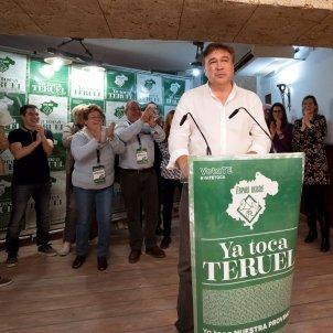 Teruel Existe eleccions 10 N EFE