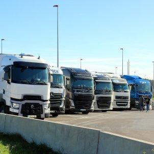 camions tall transit jonquera tsunami - acn