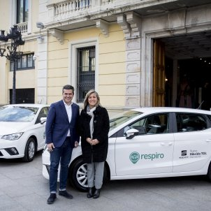 SEATs carsharing company Respiro to operate in LHospitalet de Llobregat -SEAT