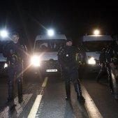 Gendarmeria francesa tall tsunami la jonquera - Mireia Comas