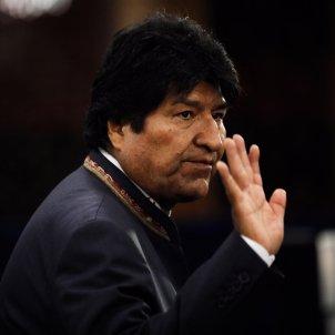 Evo Morales EFE