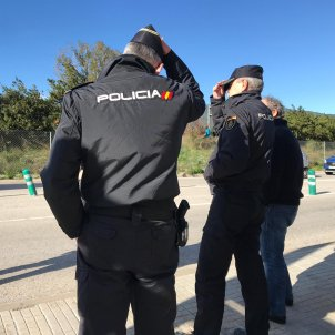 la jonquera policia nacional - gemma liñán