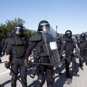 Guàrdia Civil Tsunami Democràtic N II   Mireia Comas