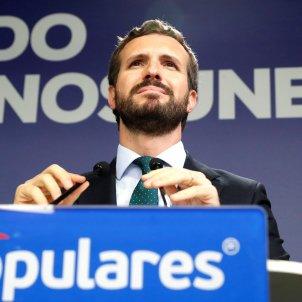 Pablo Casado PP - Efe