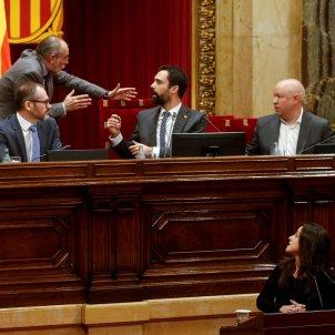 Parlament lletrats - EFE