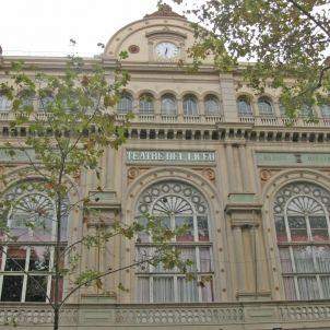 Gran Teatre del Liceu, Enfo
