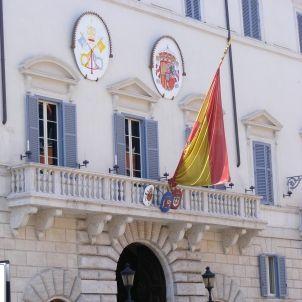 embajada espana vaticano wikimedia commons